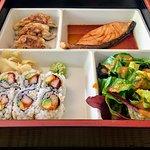 Salmon Teriyaki Lunch Box (2017)