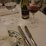 vinho 1/2 garrafa
