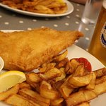 Hectors Fish and Chip Restaurant + Liberation Ale