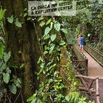 La Fortuna- waterfall, do it on your own