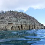 Snorkeling at Pillars of Hercules