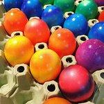Beautiful Easter eggs!