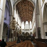 Church of St Bavo (inside)