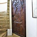 early 17th century oak door