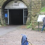 Entrance to the Combe Down tunnel