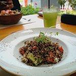 Ensalada de quinua