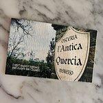 Bild från Osteria L'Antica Quercia