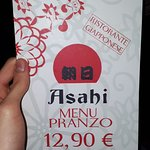 Foto de Asahi