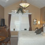 Two Room Master Suite - King and Queen Bed