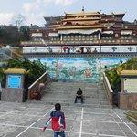 Peaceful Monastery