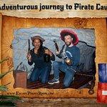 Reise zur Piratenhöhle