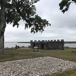 Photo de Fort Frederica National Monument