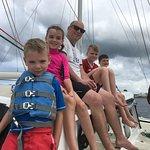 Foto de El Tigre Catamaran Sailing Cruises