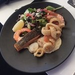 Seafoood Mixed Grill