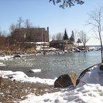 Beautiful setting on Lake Superior