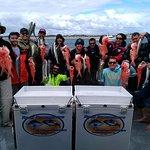 Reef Encounters Fishing Charters Group Photo