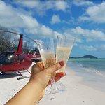 Champagne on Whitehaven