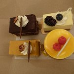 Some of the pastries that we bought there recently