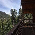 Cabin 16 balcony
