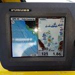 Fish finder/GPS