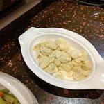 最特別的是飯店早餐竟然提供蒜片