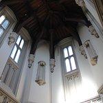 Inside Wray Castle