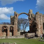 Photo of Lindisfarne Priory