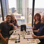 What a very special lunch with lovely friends