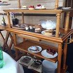 Legendary dessert trolley