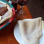 More injera bread