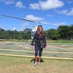 Viaggio in elicottero sopra le cascate