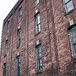 Industrial look but with lots of charm at Buffalo Trace