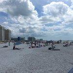 Beach Walk Foto