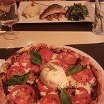Pizza petit port et une daurade 😍😍😍