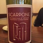 Excellent red wine $38