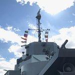 Photo de USS Slater DE-766