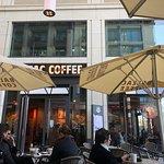 Bilde fra Balzac Coffee