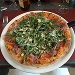 Pizza Romana de la pizzeria Il Giardino d'Italia/Les Jardins d'Italie à Châteauroux