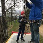 Photo de Adventure Park Ziplines