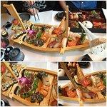 Sushi time @ YEN's
