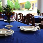 Comedor - Dinning room | Hotel Los Pinos Managua, Nicaragua