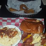 The Sevin Burger!
