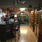 Cool drink/cigar shop!