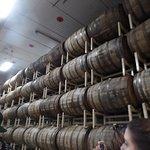 Beer in Jack Daniels barrels.