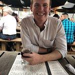 Jason and his 8oz scotch ale