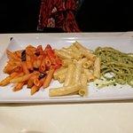trio van pasta