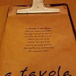 Photo of a tavola trattoria