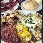 Foto de Pete's Breakfast House Restaurant