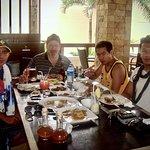 Nice lunch at Mesa