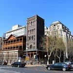 The Orignal Site of Astor Hotel